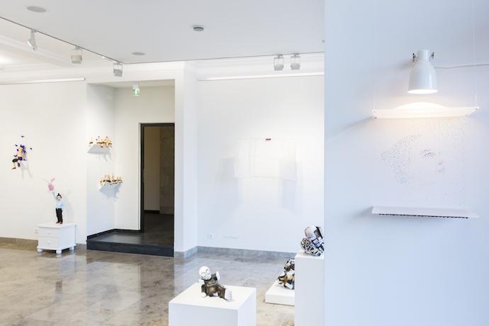 Ausstellung Skulptur Heute - Stern-Wywiol Galerie